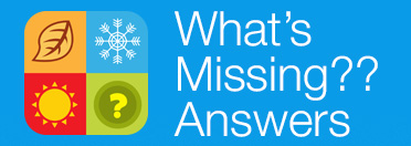 Whats Missing Answers | What's Missing Cheats